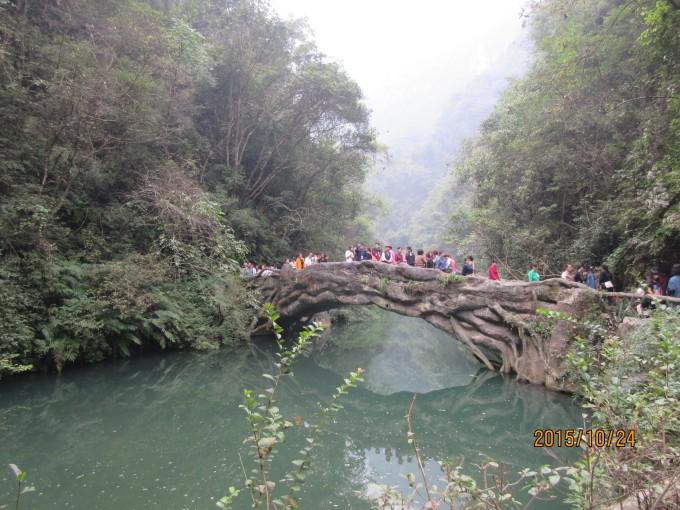 三峡的风景照片