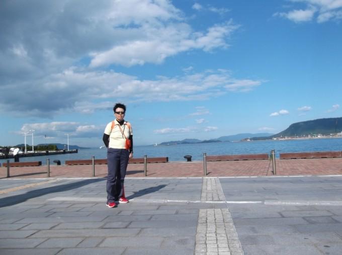 时间不早了,还要去高松港,所以只好离开了!