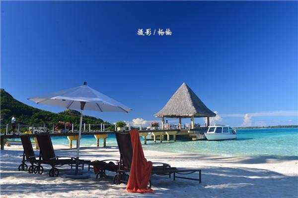 波拉波拉岛洲际酒店