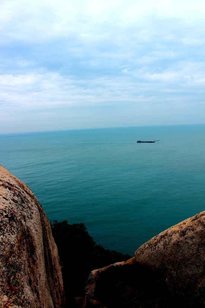 我的碧海蓝天—东山岛