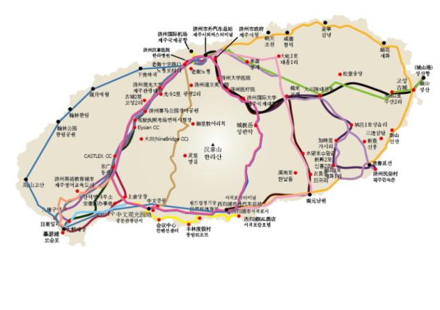 济州岛旅游有推荐的地图app吗?