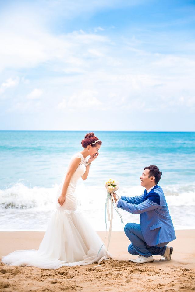 泰国普吉清迈七天六夜蜜月婚纱照之旅