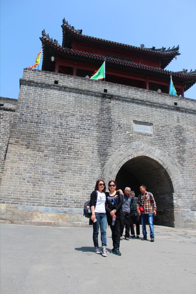因为是从辽宁阜新出发,所以我们的路线是锦州+葫芦岛+兴城.