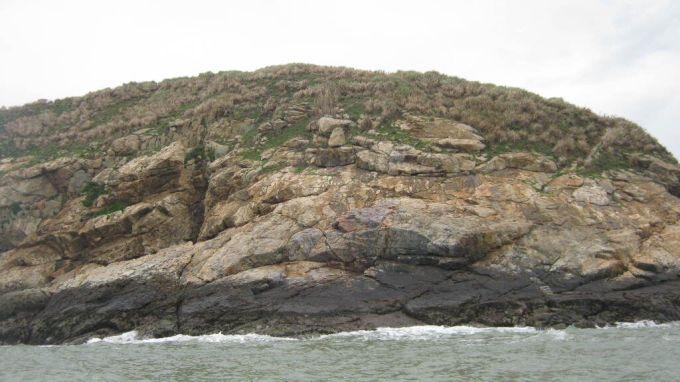 中国十大最美海岛之一嵛山岛——2015年4月底
