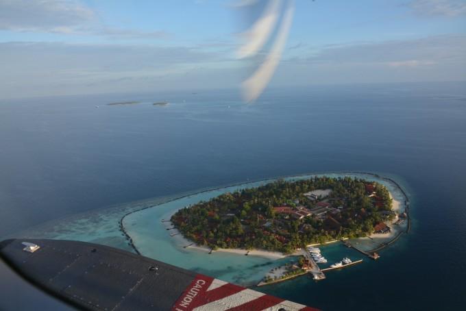 完美攻略 蜜月之行 蕉叶岛 马尔代夫 用感受花环之美