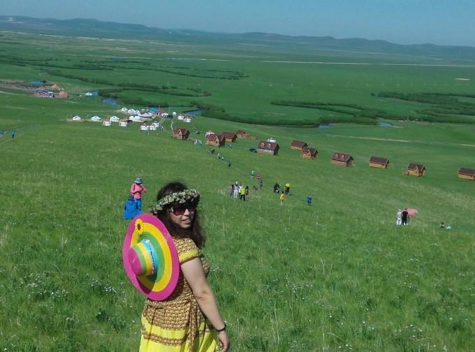 消夏计划#天高云淡,壮美草原之行----遇见乌拉盖
