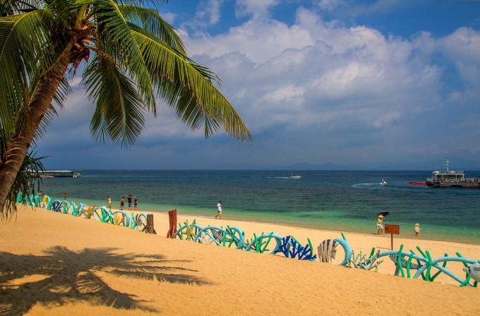 海南三亚西岛