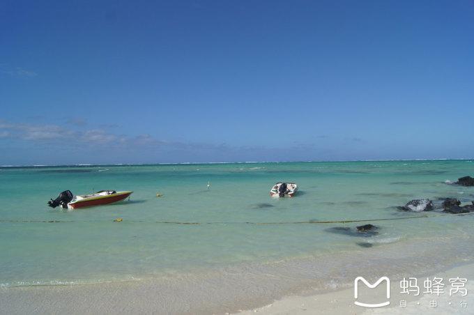 印度洋上的小岛 毛里求斯