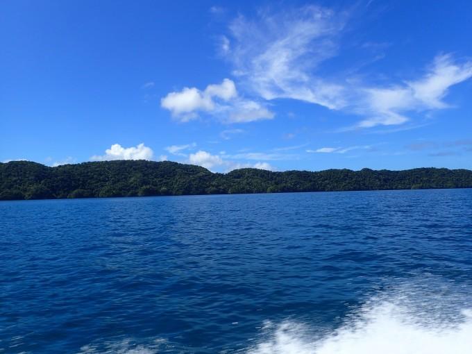 帕劳风景图片