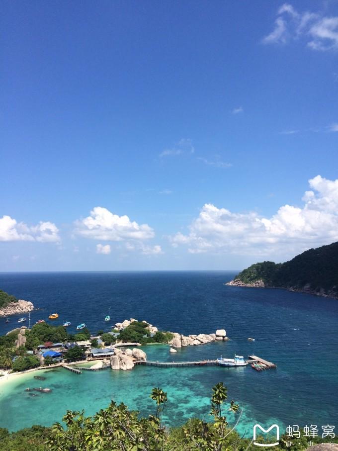 泰国,初见你美丽的样子,苏梅岛自助游攻略 - 蚂蜂窝