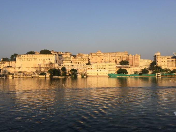 印度风景免费模版