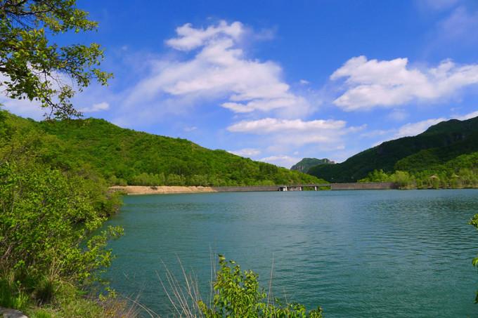 玉渡山风景区分为三个区域,一个是玉渡山景区,在整个游览区