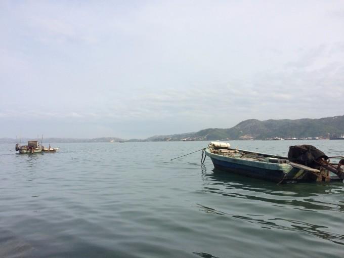 骑行-深圳-惠州-汕尾-风车岛红海湾