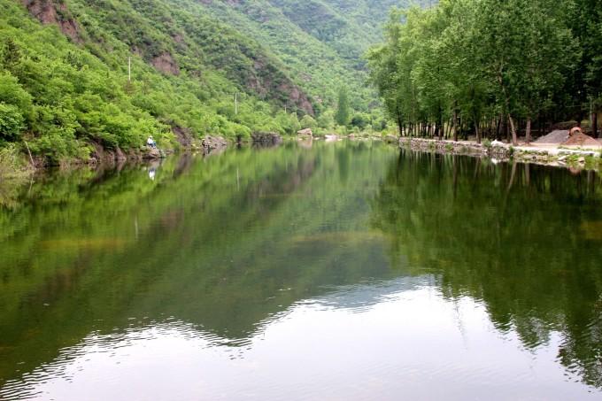 自驾游山西,陕西,张北,延庆,大自然免费景点