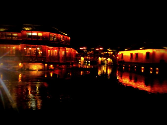 风景 古镇 建筑 旅游 摄影 680_510