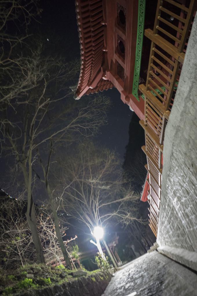 夜爬华山全攻略(大量原创手绘地图)——长安西岳行(四