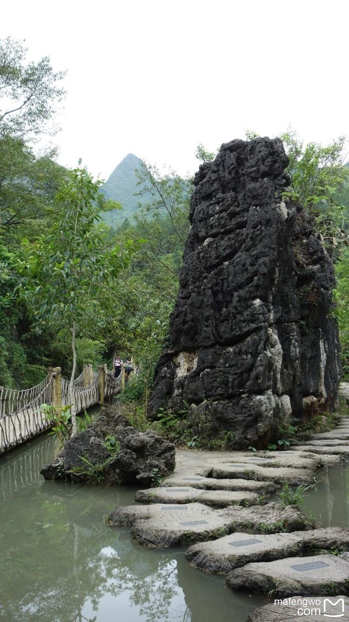 是一个瀑布群景区,位于贵州省安顺市镇宁布依族苗族自治县,包括天星桥